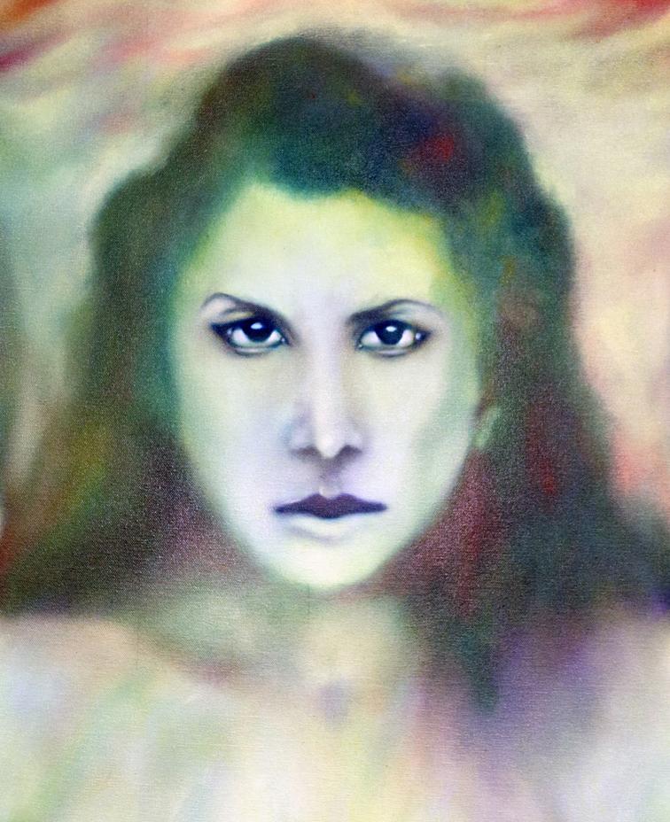 Sirens, by artist Roger Williamson, mythology,art on greek sirens
