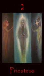 tarot keys, Major arcana