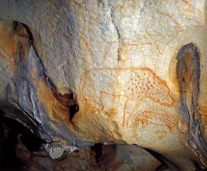 prehistoric cave paintings