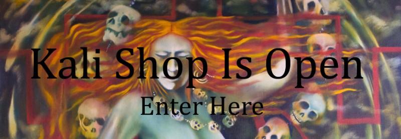 kali shop is open enter