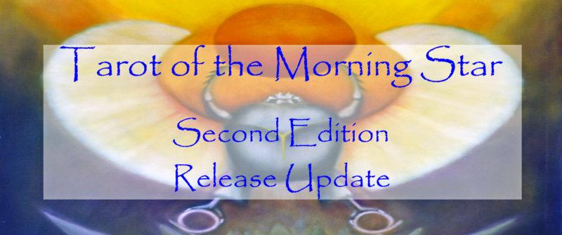 Update tarot of the Morning Star 78 card divination deck