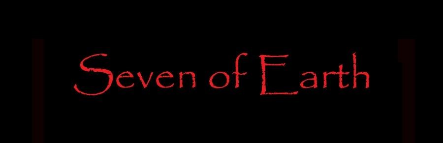 7 Earth, 7 Pentacles, seven pentacles