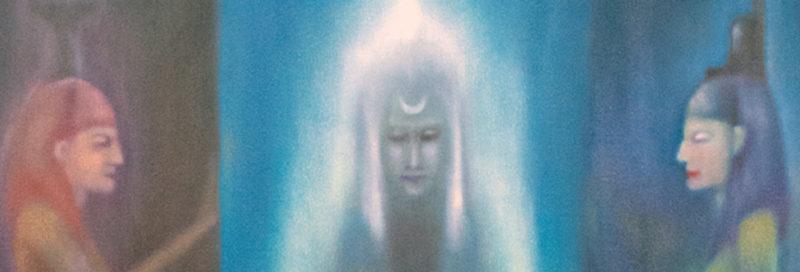 High Priestess Banner