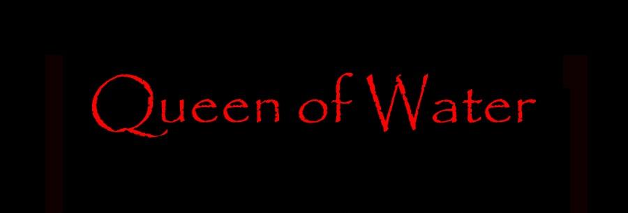 Tarot Queen of Water, Queen of Cups banner