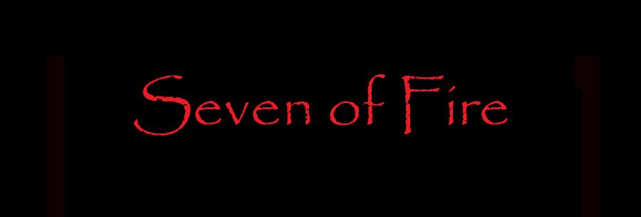 Tarot seven Fire, Tarot 7 of Wands, an interpretation of the cards symbolism and interpretation, third decan of Leo
