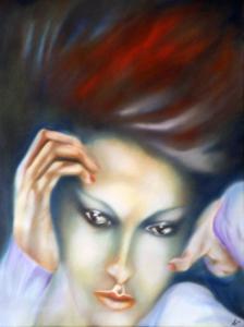 dark symbolic art,abduction, abducted,fine art,