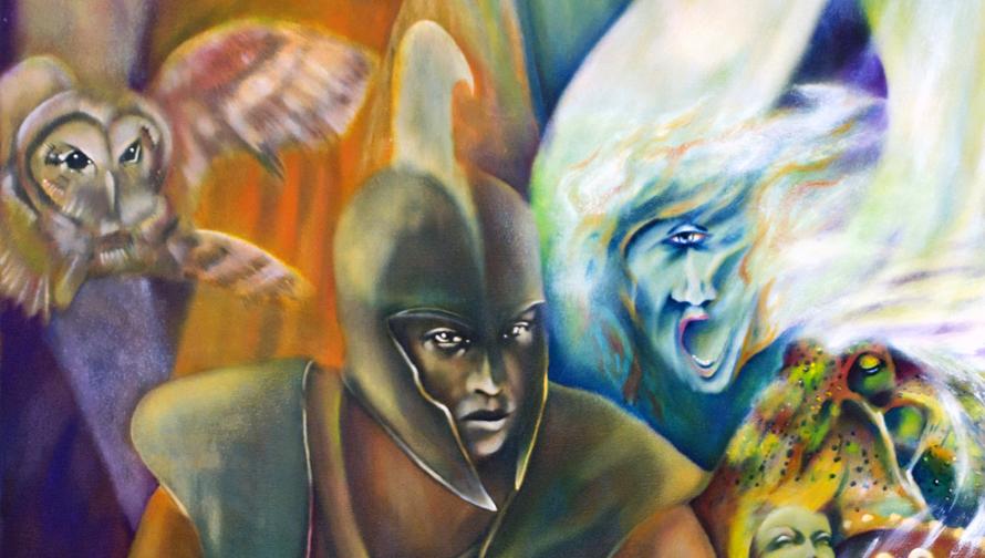 Odyssey,Greek myth,Odyssius,cyclops,Trojan war