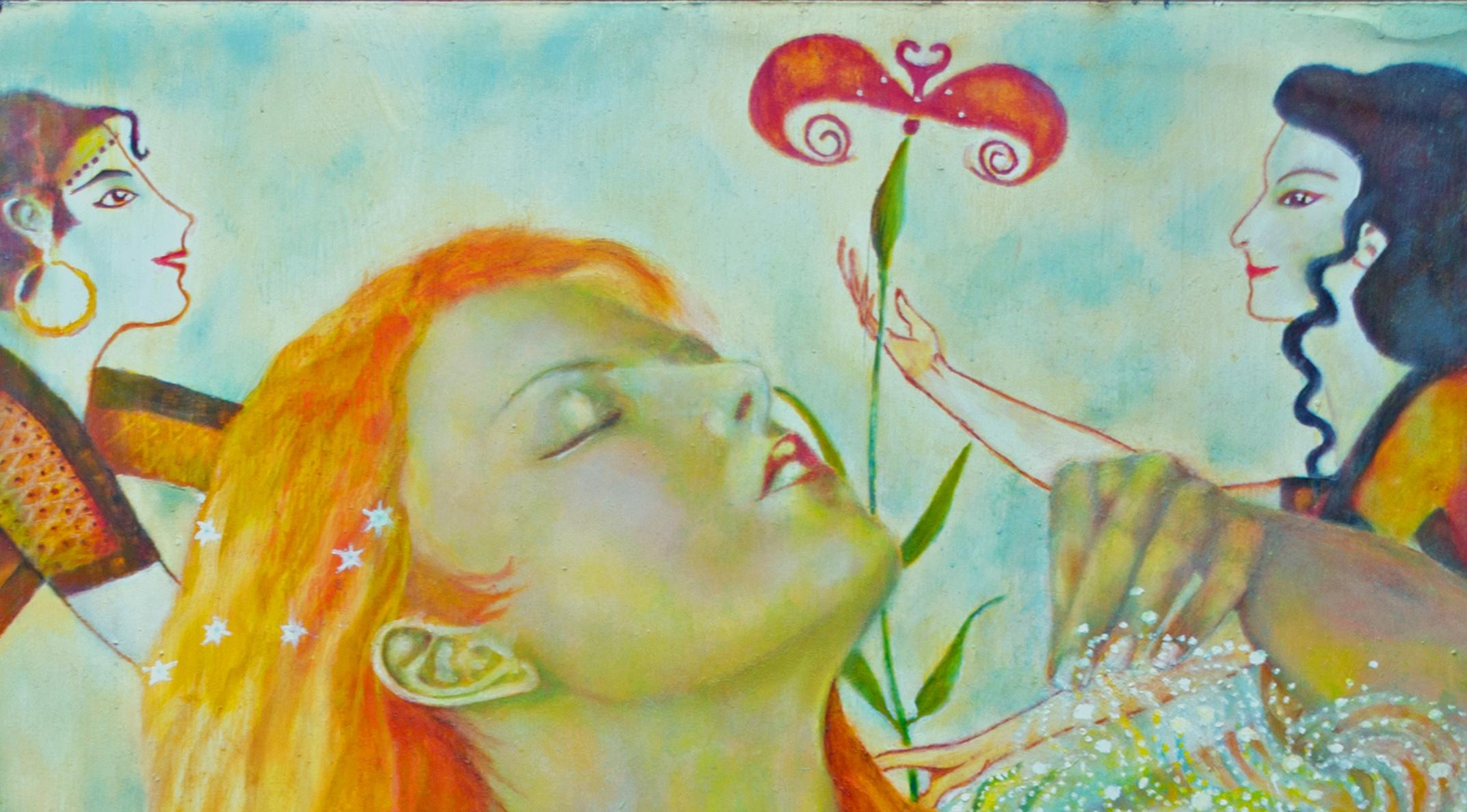 "Circe"" from ancient Greek mythology"