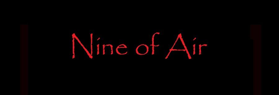 Tarot Nine Air Nine of Swords banner