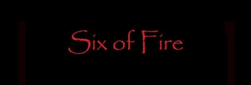 tarot card six of fire